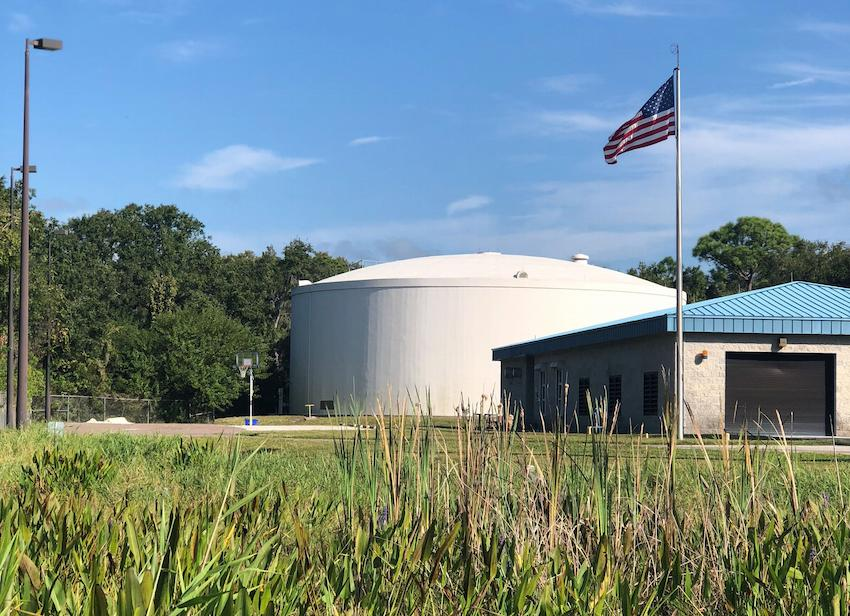 Oldsmar Water Treatment