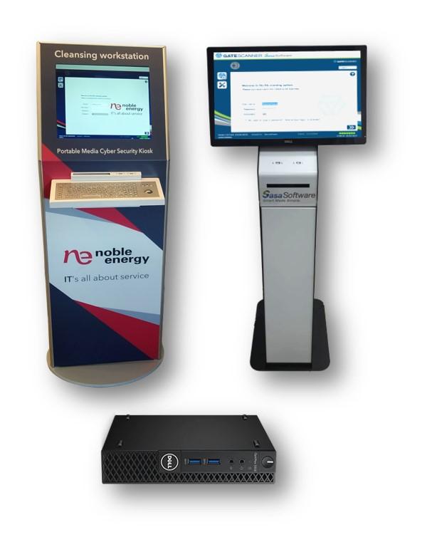 GateScanner Kiosk by Sasa Software